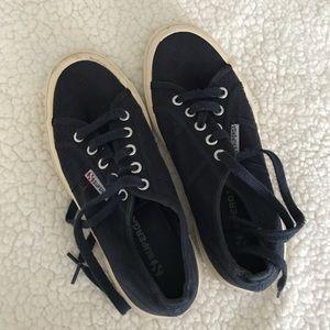 Superga Cotu classic navy sneakers